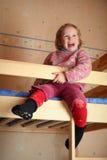 Cheerful kid Royalty Free Stock Image