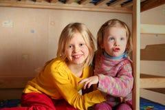 Cheerful kids Royalty Free Stock Photos