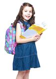 Cheerful little girl Royalty Free Stock Photography
