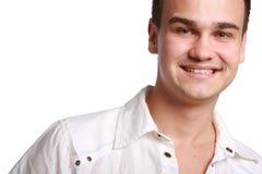 cheerful man portrait Στοκ φωτογραφίες με δικαίωμα ελεύθερης χρήσης