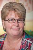 Cheerful mature woman Stock Photo
