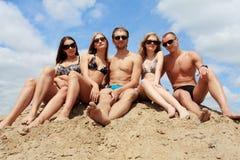 Cheerful summer Royalty Free Stock Photos