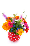 Cheerful summer bouquet Royalty Free Stock Image
