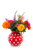 Cheerful summer bouquet Royalty Free Stock Photography