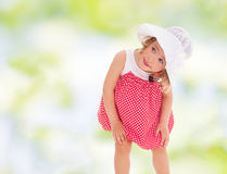 Cheerful summer holiday Royalty Free Stock Images