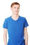 Cheerful teen boy Royalty Free Stock Photo