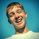 Cheerful Teenager Stock Photography