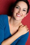 Cheerful Woman Stock Photography