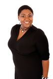 Cheerful Young African American Woman Portrait Stock Photo