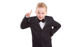 Cheerful Young Boy Stock Photography