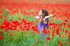 Cheerful young child Royalty Free Stock Image