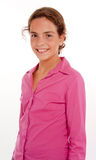 Cheerful Young girl Royalty Free Stock Photos