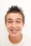 Cheerful Young Man Stock Photography