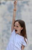 cheering stock fotografie