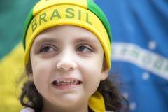 Cheering no campeonato do mundo foto de stock