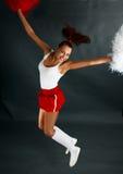 Cheerleader Royalty Free Stock Image
