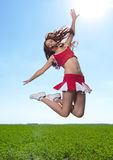 Cheerleader Stock Photos
