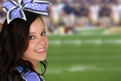 Cheerleader Royalty Free Stock Image