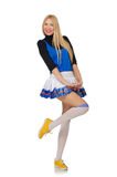 cheerleader Foto de archivo