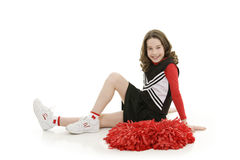 Cheerleader Stock Images