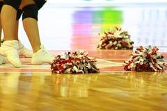 The cheerleader Stock Photography