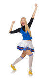 Cheerleader Stock Image