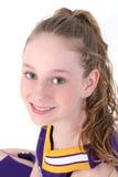 cheerleaderka Obrazy Stock