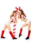 Cheerleaders Stock Images