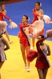 cheerleaders Zdjęcia Stock