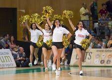Cheerleaders Royalty Free Stock Photos