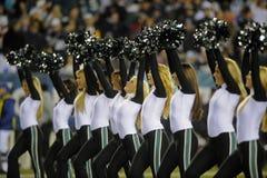 Cheerleaders van de Adelaars van Philadelphia Stock Afbeeldingen
