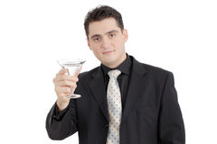 Cheers Royalty Free Stock Photos