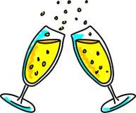 Cheers vector illustration