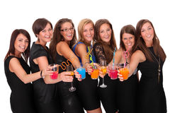 Cheers ! Royalty Free Stock Image