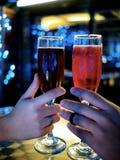 cheers стоковая фотография