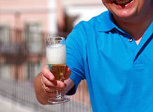 Free Cheers! Royalty Free Stock Image - 954536