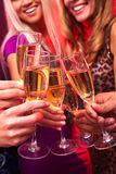 Cheers Stock Image
