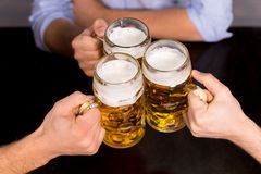 Cheers! Royalty Free Stock Image