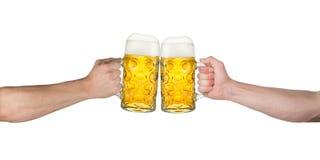 Free Cheers Hands Oktoberfest Royalty Free Stock Photo - 59818905