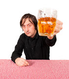 Cheers mate Stock Image