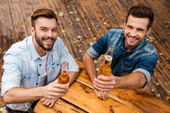 Cheers! Royalty Free Stock Photo