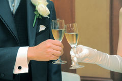 Cheers Stock Photography