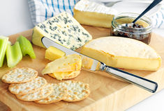 Cheesboard Royalty Free Stock Photography
