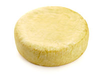 Cheese 1. Close up of cheese on white background with clipping path, shadow not included Stock Images