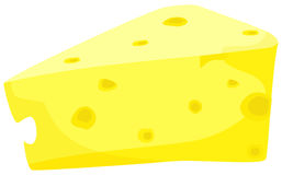 Cheese royalty free illustration