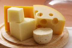 Cheese. Royalty Free Stock Images