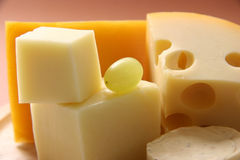 Cheese. Royalty Free Stock Photography