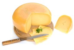 A cheese Royalty Free Stock Images