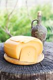 A cheese Royalty Free Stock Image