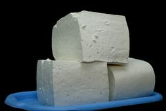 Cheese. Traditional romanian cheese with a great taste Royalty Free Stock Photography
